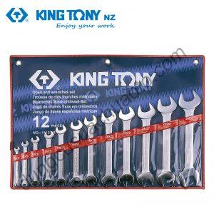 bộ cờ lê 2 đầu miệng 6-32mm Kingtony