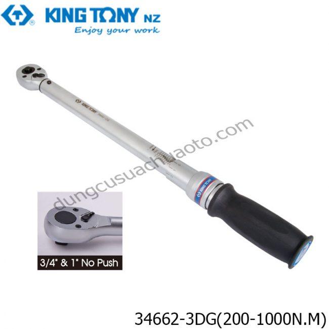 Cờ lê lực Kingtony-34662-3DG