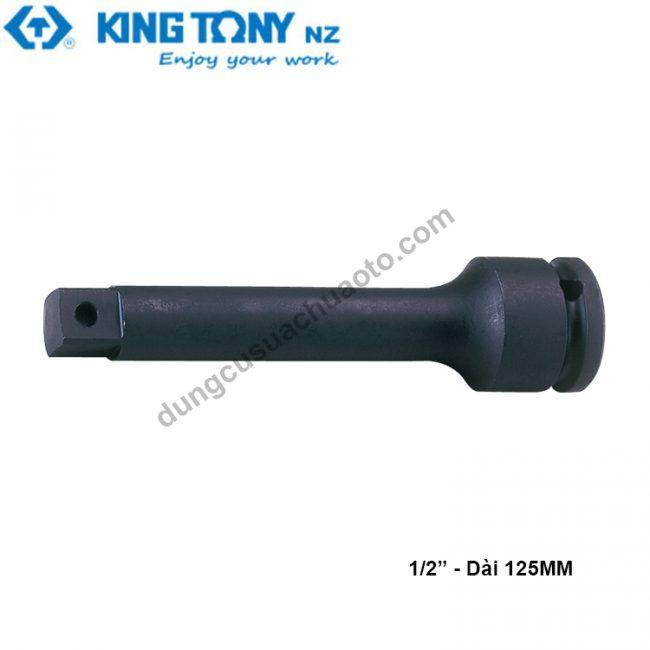 """khúc nối 1/2"""" kingtony dài 125mm, đen"""