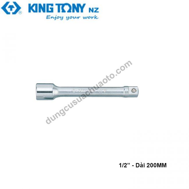 """khúc nối 1/2"""" kingtony dài 200mm, trắng"""