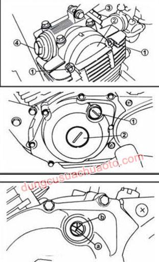 Cách chỉnh cò xupap