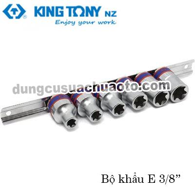 bộ khẩu E 3/8 inch kingtony