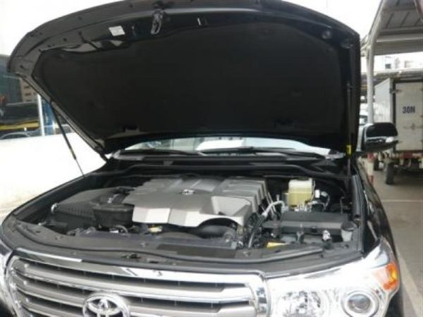 Xử lý khi xe ô tô bị nóng